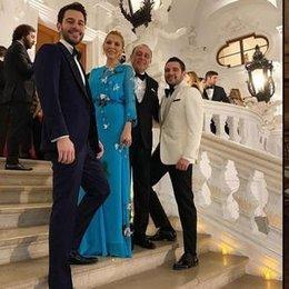 Belvedere Sarayı'nda görkemli düğün...