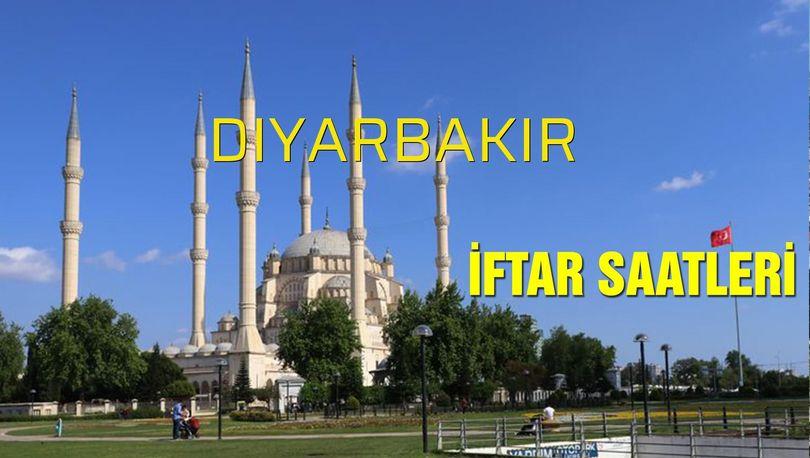 Diyarbakir Iftar Vakti 2019 Bugun Iftar Saat Kacta Diyanet