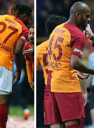 Galatasaray savunmada Luyindama ve Marcao ile ikinci bahar yaşıyor!