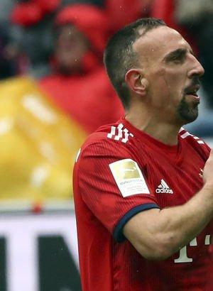 Ribery'den transfer açıklaması