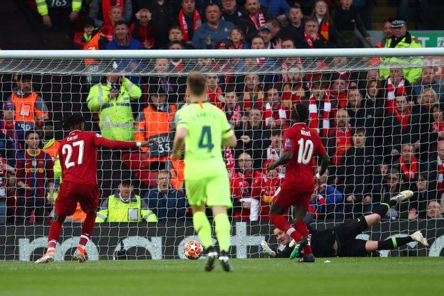 Liverpool Barcelona'yı eledi! Barcelona karıştı! Ayrılık sinyali... Maçtan fotoğraflar, maçın özeti
