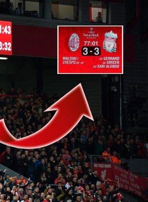 Liverpool, İstanbul ruhunu geri döndürdü!
