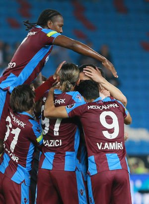 Son 8 dönemin en iyi Trabzonspor'u