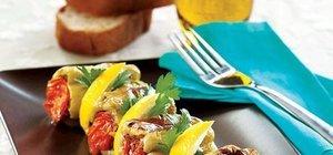 Yenibaharlı biber dolması nasıl yapılır, kaç kaloridir? İşte, zeytinyağlı biber dolması tarifi..