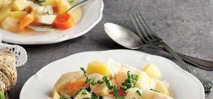 Ayvalı kereviz yemeği nasıl yapılır? İşte, nefis portakallı ayvalı kereviz yemeği tarifi...