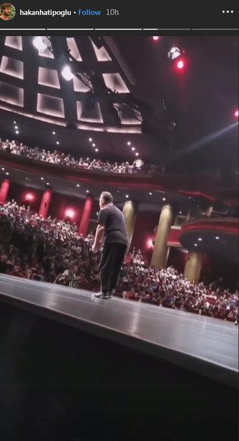 Hakan Hatipoğlu: Cem Yılmaz sahnede fenalaştı - Magazin haberleri