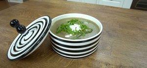 Pazı çorbası nasıl yapılır? Pazılı Makarna Çorbası nasıl yapılır?