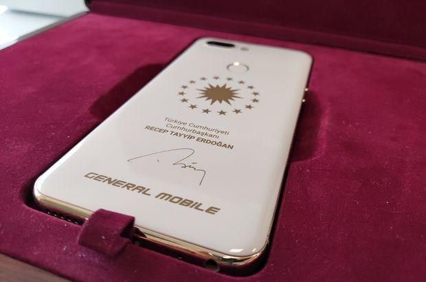 Bu telefon Cumhurbaşkanı için üretildi