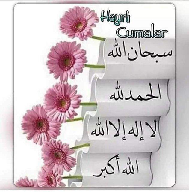 Cuma mesajları 2019! Ramazan ayının ilk haftasına özel resimli cuma mesajları gönderin... Hayırlı Cumalar!