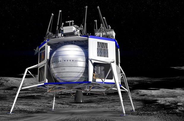 Ay'a bu araçla götürecek