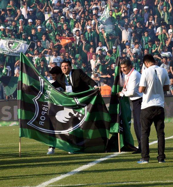 Gençlerbirliği ve Denizlispor, Süper Lig'de!