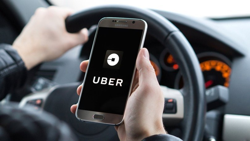 Uber halka arz