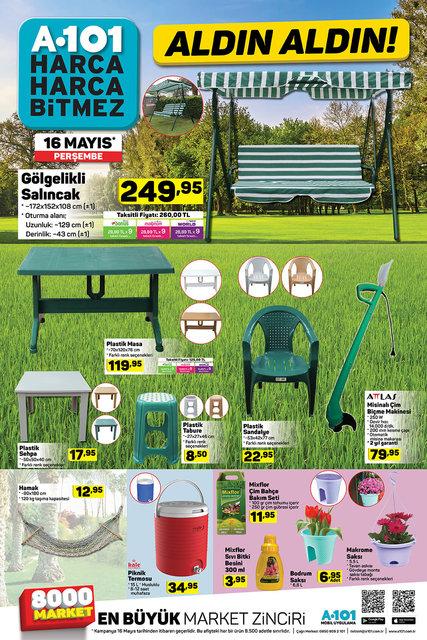 A101 Masa Sandalye Takımı