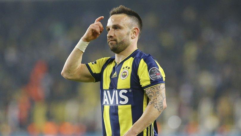 Valbuena'dan ayrılık sinyali! Fenerbahçe haberleri