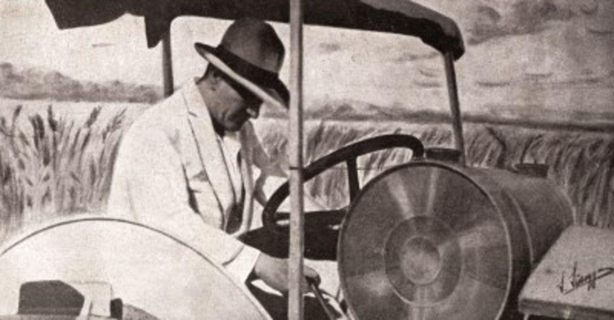 14 Mayıs Dünya Çiftçiler Günü mesajları ve sözleri - Atatürk'ün ...