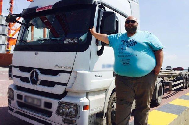 230 kiloluk tır şoförünün mucize değişimi!