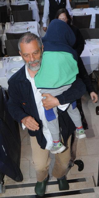 Nil Karaibrahimgil ve eşi Serdar Erener'in Aziz Arif paniği! - Magazin haberleri