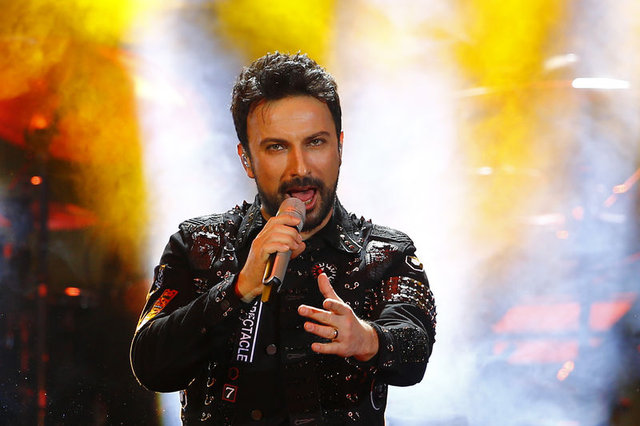 Tarkan, Moskova'da konser verdi - Magazin haberleri