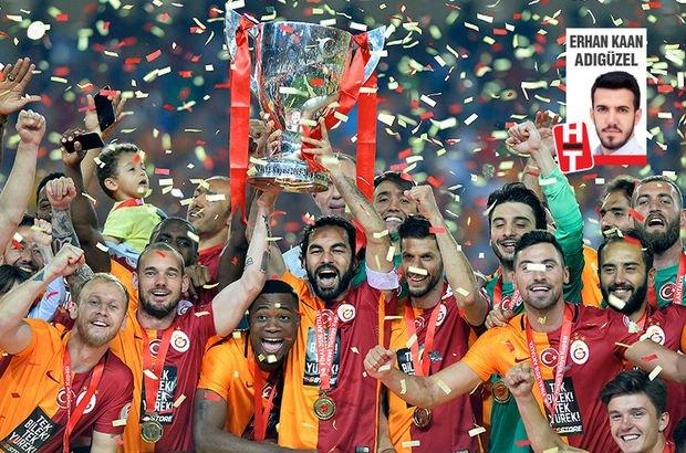 Finallerin takımı Galatasaray!
