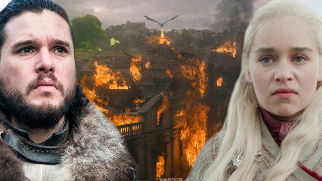 Game of Thrones hayranları ayaklandı - Magazin haberleri