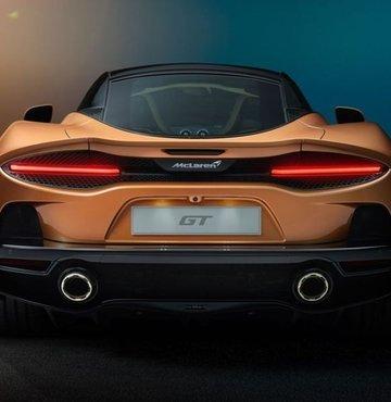 İngiliz üretici McLaren, yeni modeli GT