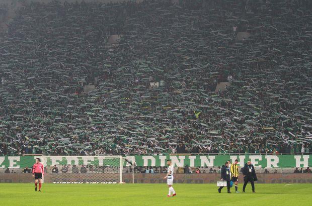 Bursaspor'a prim desteği