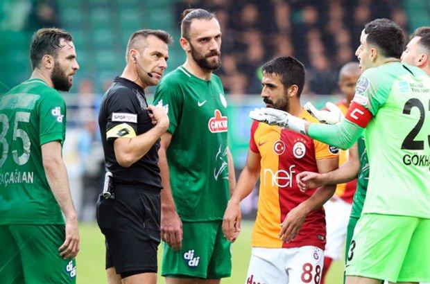 """""""Hakem Serkan Çınar gerçekten yargılansın"""""""
