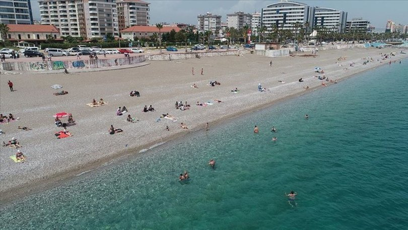 Antalya turist sayısı
