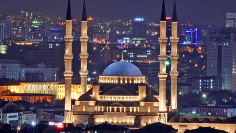 16 Mayıs Kayseri iftar saati