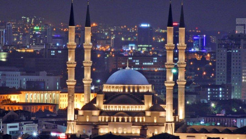 16 Mayıs Ankara iftar saati