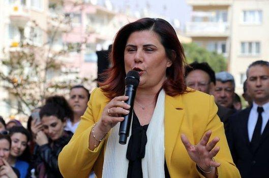 Aydın Belediye Başkanı Özlem Çerçioğlu