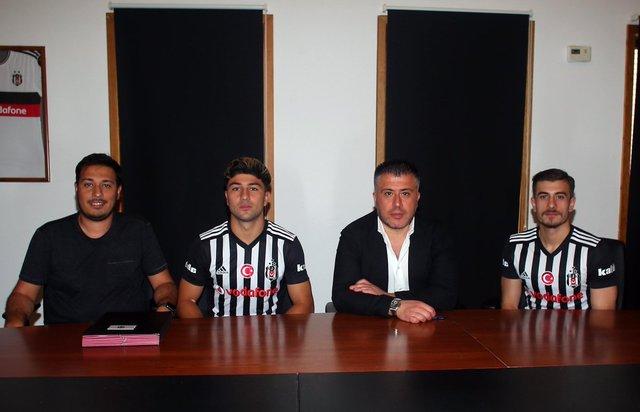 Beşiktaş'tan son dakika transfer haberleri (bjk haberleri)