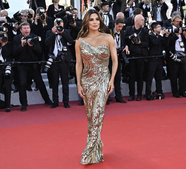 72. Cannes Film Festivali'nde kırmızı halı geçişleri!