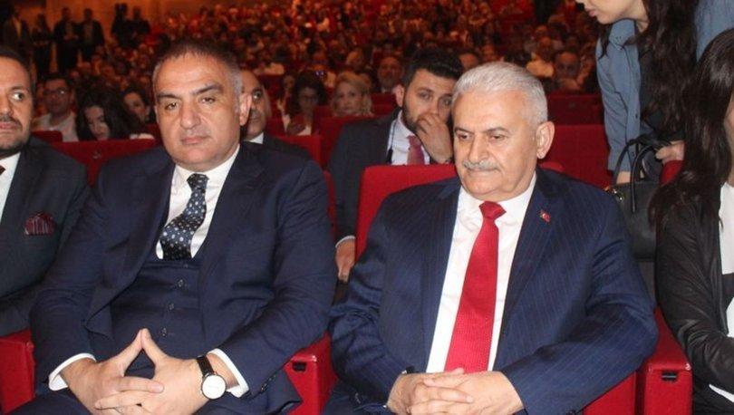 Binali Yıldırım, Mehmet Nuri Ersoy
