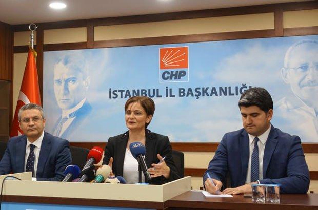 Kaftancıoğlu seçim stratejisini anlattı