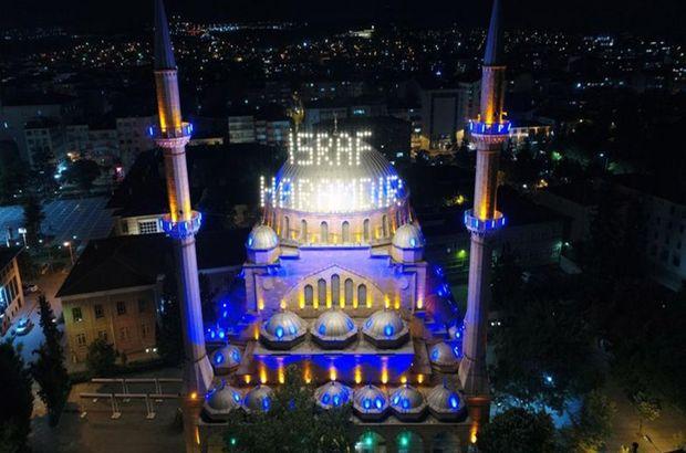 Antalya iftar saati 17 Mayıs 2019