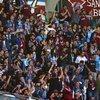 Trabzonspor'da taraftara uyarı