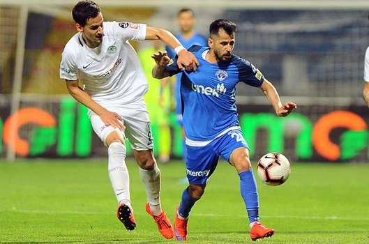 Kasımpaşa - Atiker Konyaspor