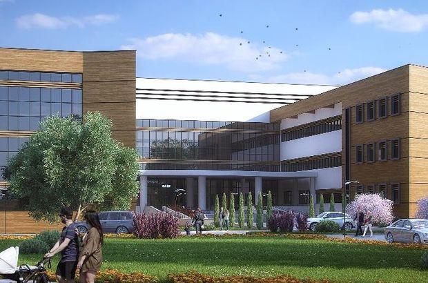 Kilis'e 300 yataklı hastane
