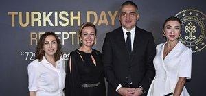 Cannes'da Türk Günü