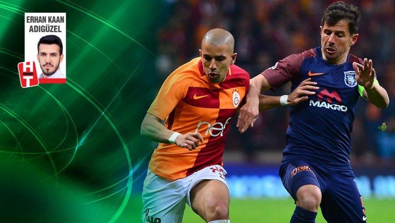Galatasaray, Başakşehir'i sağdan vuracak!