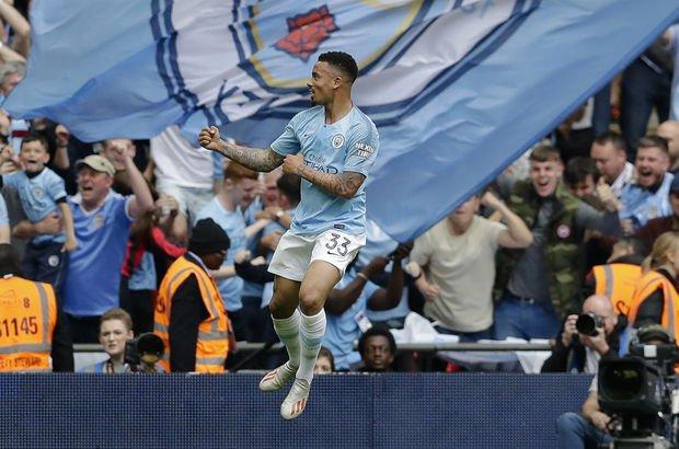 Manchester City'den hat-trick!