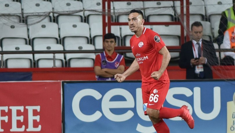 Antalyaspor: 3 - Yeni Malatyaspor: 0 (MAÇ SONUCU)