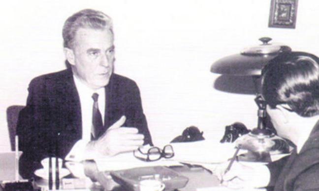 İsrail'in İstanbul Başkonsolosu Ephraim Elrom