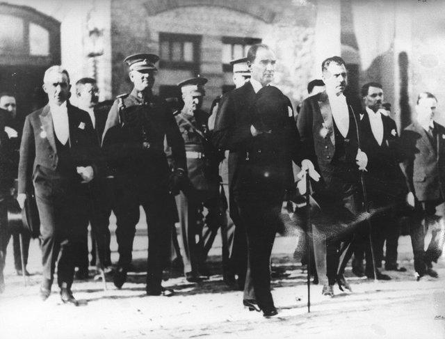 Mustafa Kemal Atatürk'ün sözleri! 19 Mayıs Mustafa Kemal Atatürk fotoğrafları ve en güzel mesajları