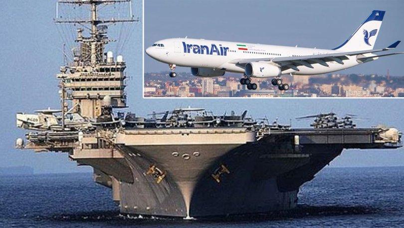 ABD'den sivil uçaklara Basra Körfezi uyarısı!