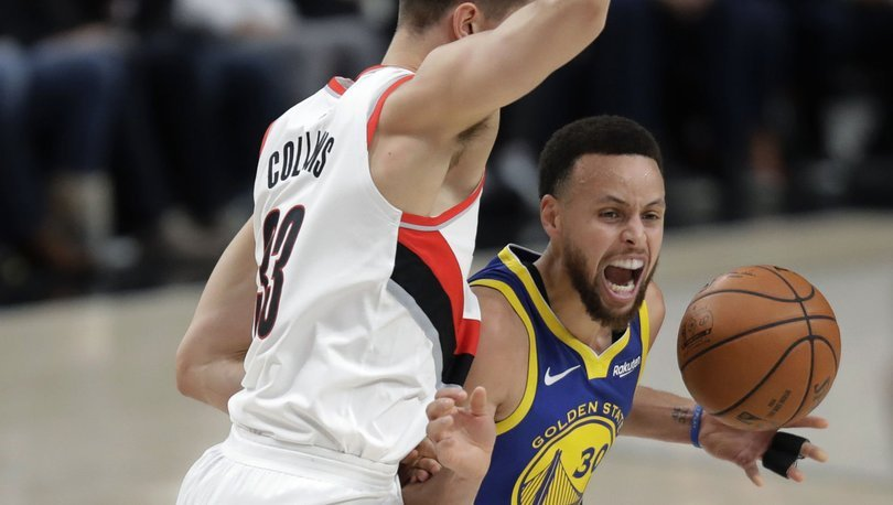Portland Trail Blazers-Golden State Warriors