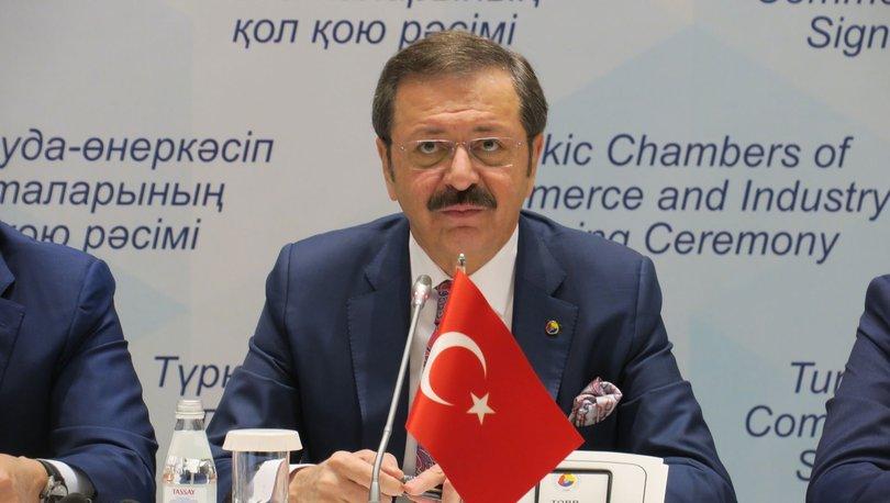 TOBB Başkanı Hisarcıklıoğlu: Ekonomik alanda bir istikbal mücadelesi veriyoruz