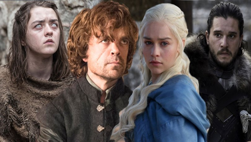 Game of Thrones'ta 'Demir Taht'a kim oturmalı?