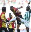 Bursaspor - Göztepe maçinin dakika dakika özeti HTSPOR